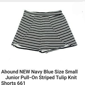 5 for $35! Tulip wrap shorts jr.s